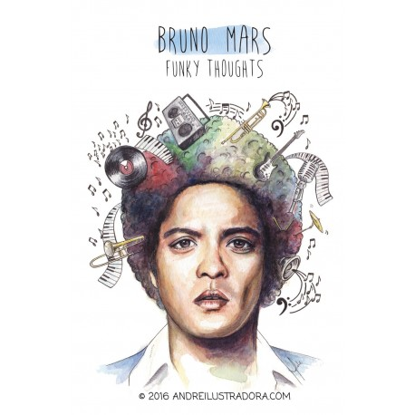 Bruno Mars Funky Thoughts